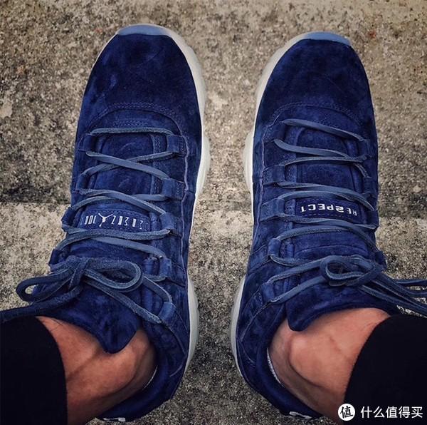 二丁目的篮球鞋 篇十五:这双Air Jordan 11 Low RE2PECT 篮球鞋怕是美如画