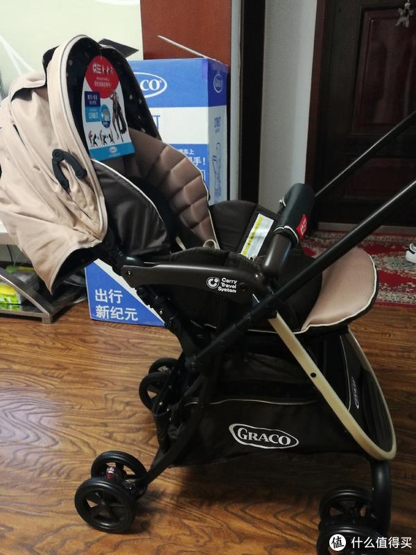 宝宝 篇一:GRACO 葛莱 CITINEXT城市慧智 婴儿推车 晒单