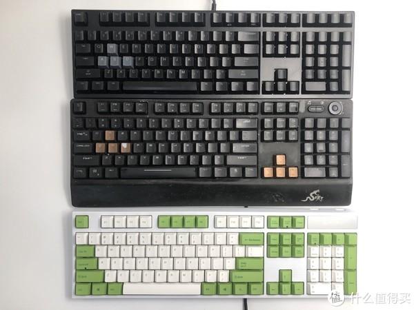 ▲作为常用固定三大键盘,我很喜欢