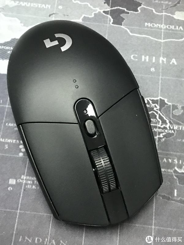 Logitech 罗技 G304 鼠标 首发体验