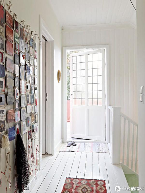 麻绳照片墙