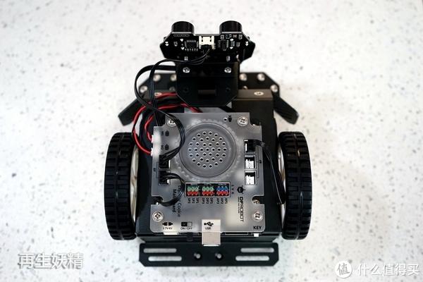 DFROBOT Max探索者 Arduino入门编程机器人 开箱试玩