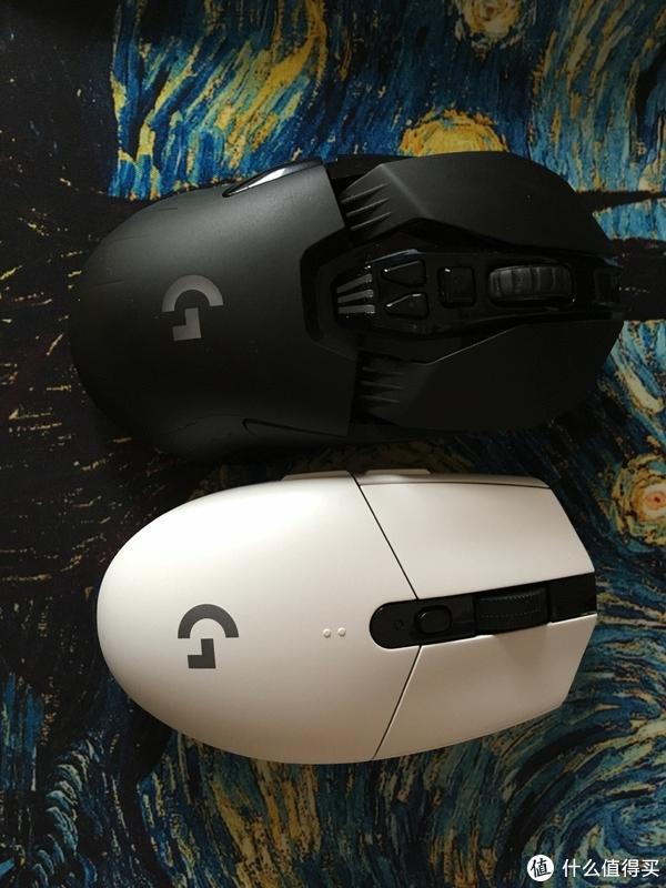 大小比g903短一点。