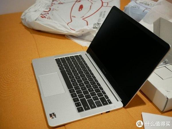 HUAWEI 华为 MagicBook 锐龙版 笔记本电脑 开箱
