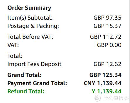 2159-1140=1019,你敢说我买得不便宜!