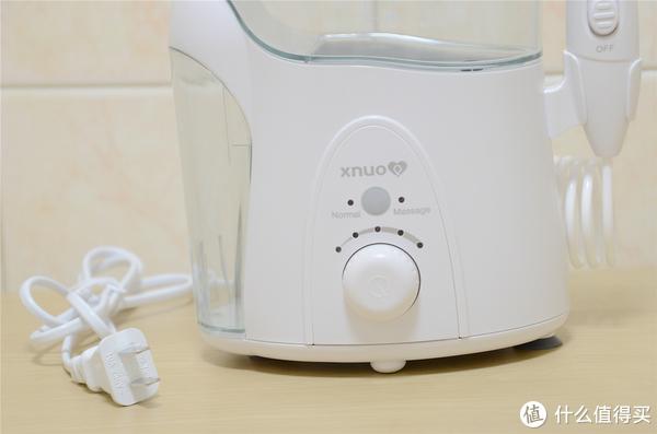 要吃嘛嘛香从爱护牙齿开始—美国 心诺 X809家用冲牙器体验