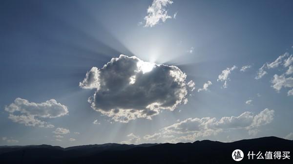 这种云,看着很舒服