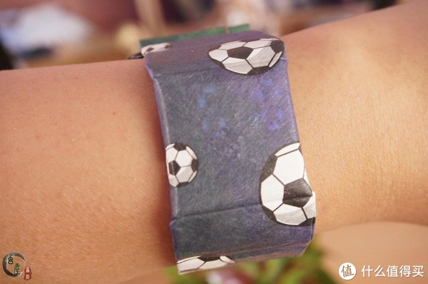 """世界杯元素助力—CAJISO 纸手表体验不一样的""""黑科技""""感"""