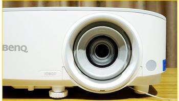 我在发热发亮!!!——明基BenQ i705智能家用投影机众测报告