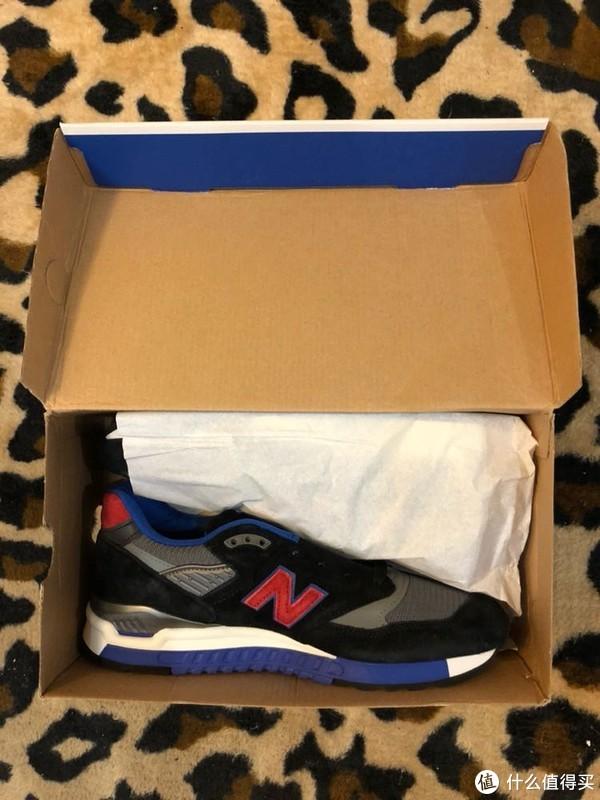 不要玩鞋 篇四:摇滚在我的血液中 New Balance M998CBL运动鞋开箱