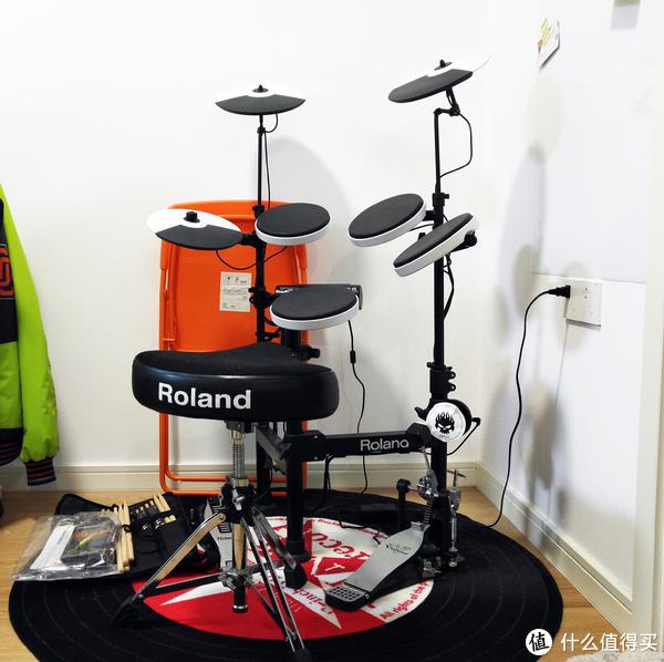 我的架子鼓