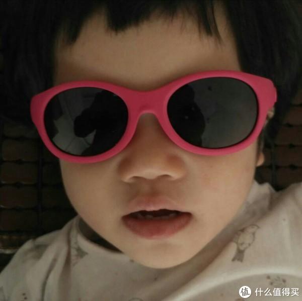 保护大眼睛,小朋友也需要一副墨镜—迪卡侬儿童太阳镜