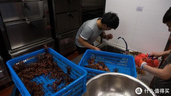 虾聚甬城—宁波水产品市场小龙虾品鉴会