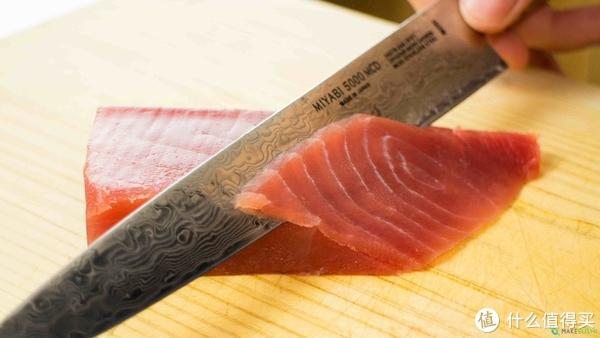 吃三文鱼吃出日系感就得选用柳刃包丁切刺身,一篇搞定柳刃包丁选购!