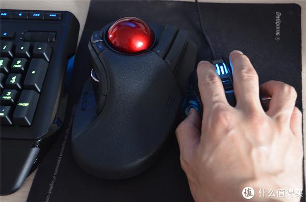 带圆球的鼠标是不是好鼠标?ELECOM 宜丽客 无线轨迹球鼠标体验