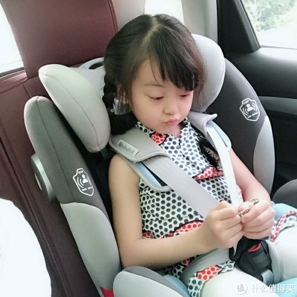 开车带娃出门—为什么你需要一台黑科技儿童安全座椅:宝贝第一