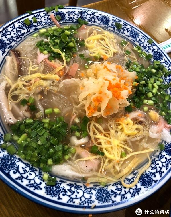 洛阳水席-牡丹燕菜