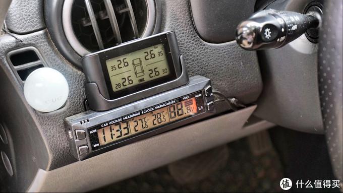 不再为胎压过低担心—老车安装伟力通胎压监测 安装及调试(附电池更换教程)