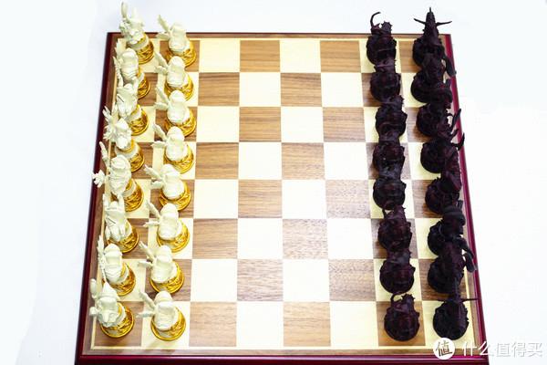 暴雪 暗黑破坏神III 暗黑 国际象棋 开箱晒单