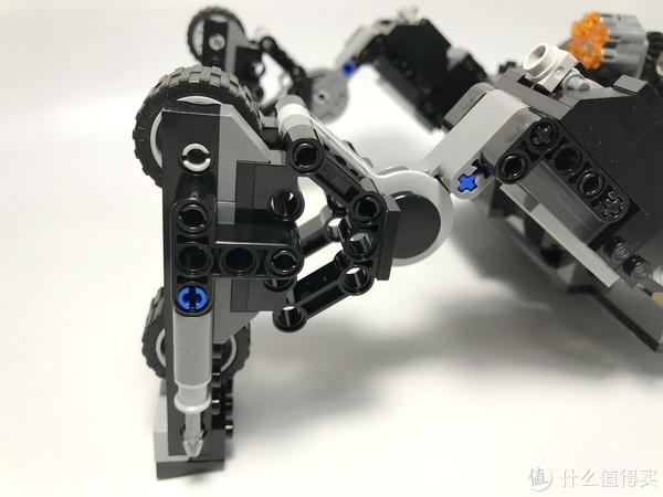 LEGO 乐高 76086 正义联盟之蝙蝠侠夜行者隧道攻击