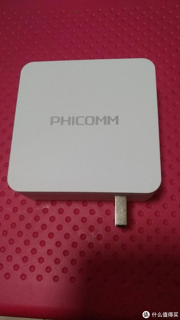 新乘客上车—PHICOMM 斐讯 K2T 路由器简易开箱