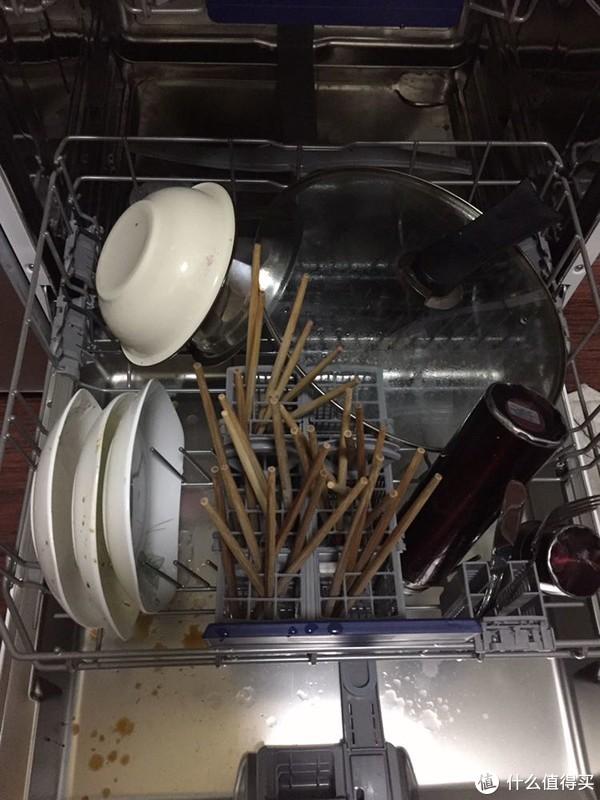 懒人的利器 西门子洗碗机