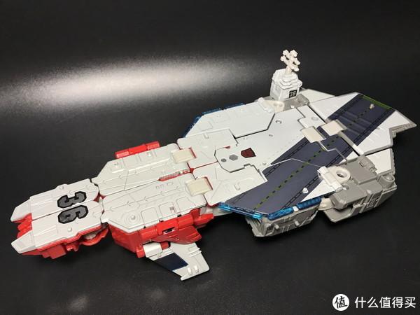 Hasbro 孩之宝 变形金刚 泰坦战争航行家级 C0277 舷炮