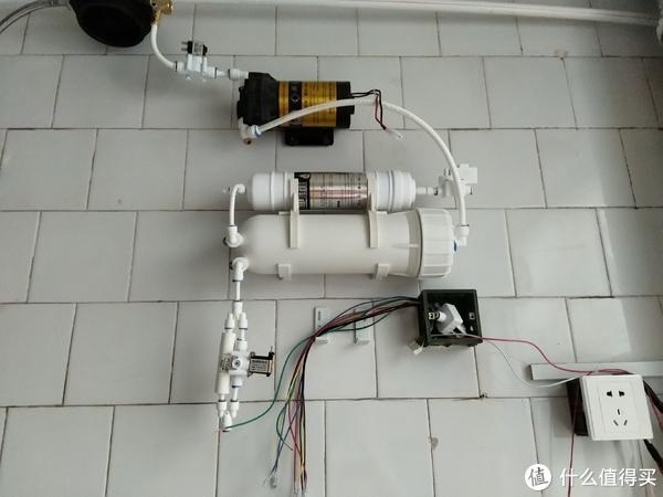 5天,超省钱,教你DIY一款RO净水器!大妈家首篇20寸8级RO净水器攻略双手奉上!