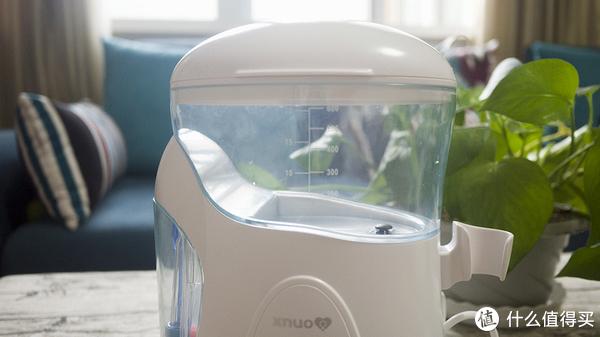 家庭洗牙初体验——心诺X809洗牙器