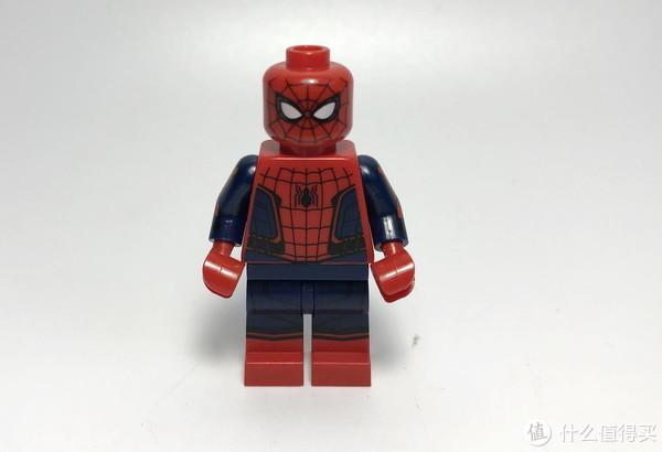 LEGO 乐高 76082 漫威超级英雄系列 蜘蛛侠ATM 劫案之战
