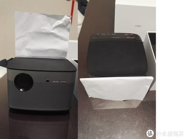 XGIMI 极米 H2 投影机 初体验—满足普通人需求的微投