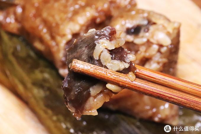 除了自家妈妈包的粽子最好吃外,网上选购粽子当然得吃咸肉蛋黄粽!