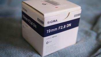 适马 19mm f2.8 镜头使用体验(锐度|光圈|虚化|金属感)
