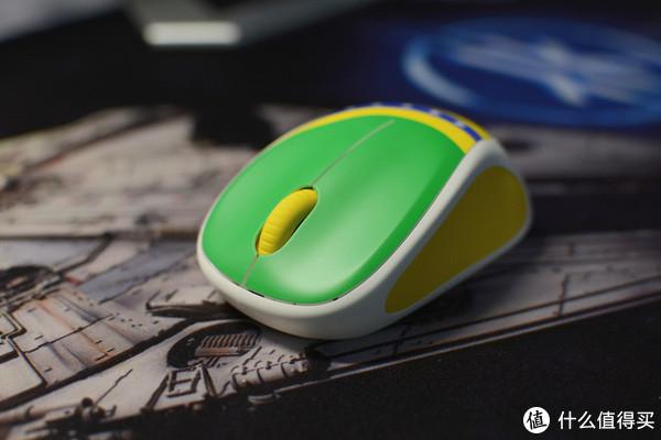 为世界杯打call—Logitech 罗技 M238 球迷典藏 无线鼠标开箱分享