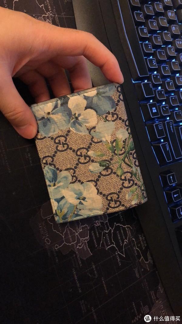 gg blooms小钱包