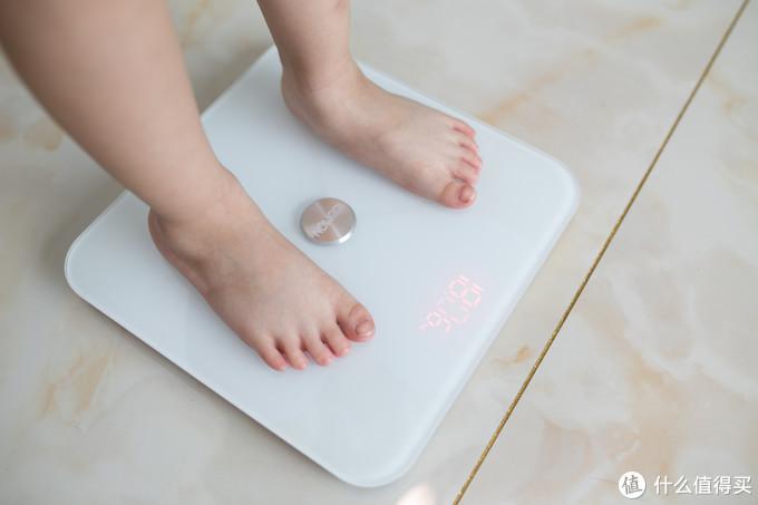 让健康有依据,给身体指标一个量化的参考——ICOMON沃莱i90蓝牙体脂称体验