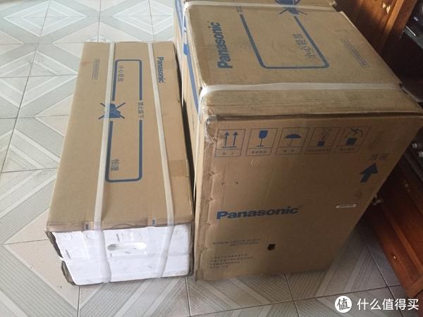 我的新家电—Panasonic 松下 壁挂空调开箱