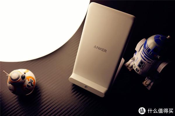 Anker 安克 立式三模式无线充电器 入手开箱