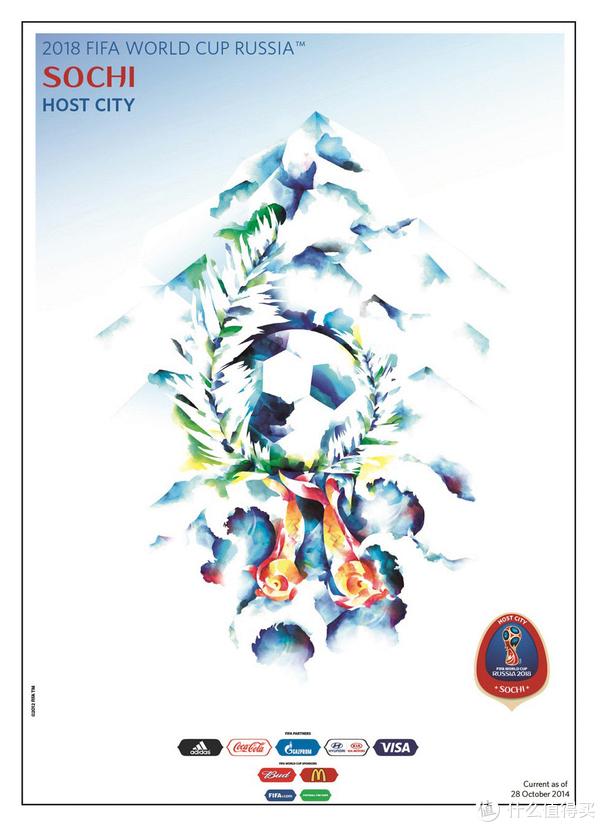世界杯海报-索契