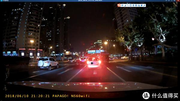 行车记录仪 篇一:PAPAGO系列—N291WiFi 与 560WiFi对比评测