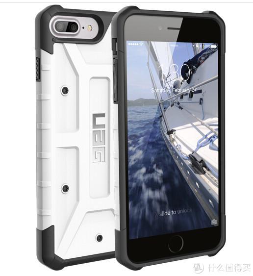 iPhone8p手机壳uag探险白