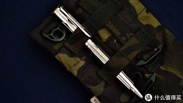 理工直男的选择—NITECORE NTP20 多功能钛合金战术笔开箱