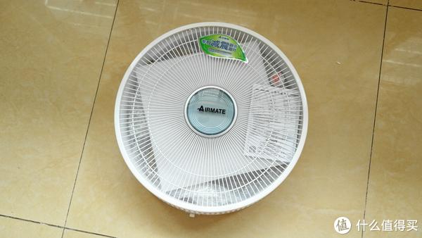 夏天夏天悄悄过去,热SI老司机?? AIRMATE 艾美特 SW164R-1 电风扇