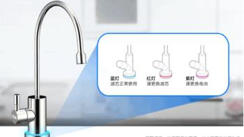 3M 新智能系列 SW20 净水器使用总结(机身|显示|滤芯|检测)