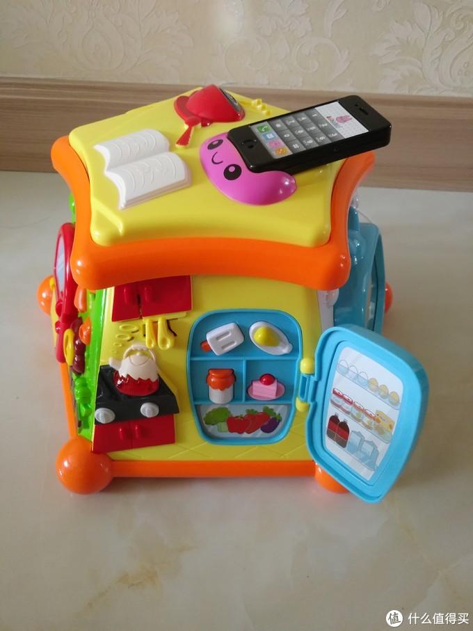 益智玩具之一:AUBY 澳贝  生活体验馆开箱