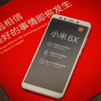 小米 6X 智能手机开箱展示(摄像头 喇叭孔 接口 卡槽 材质)