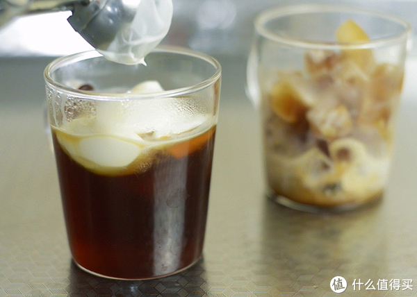 冰冰&凉凉 冰咖啡的2种打开方式