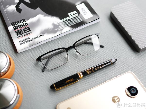 599元入手第一款网购钛合金半框复古眼镜体验