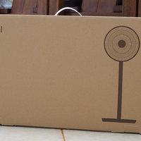 智米 直流变频落地扇开箱展示(电线|尺寸|支柱|电机|按钮)