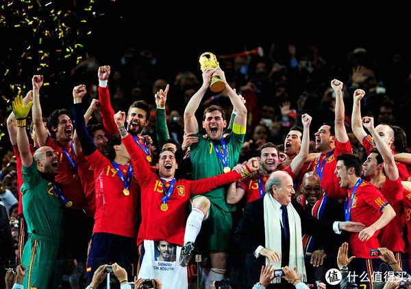 2010年世界杯冠军西班牙⬆️